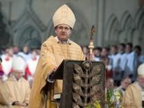 Voderholzer zum Bischof von Regensburg geweiht
