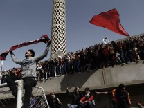 *** BESTPIX *** Al Ahly Soccer Fans Celebrate After Port Said Football Massacre Defendants Sentenced To Death