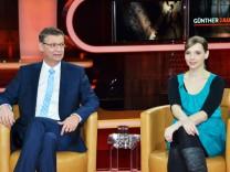 Sexismus in Deutschland: Thema bei Günther Jauch