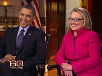 Barack Obama, Hillary Clinton Interview
