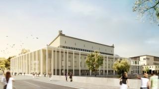 Konzertsaal Neuer Konzertsaal in München