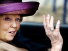 Königin Beatrix Niederlande Abdankung