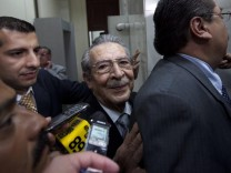 Guatemalean justice ordered a historical trial for genocide again