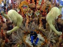 Karneval Rio de Janeiro Samba Sambaschule