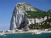 Affenfelsen, Gibraltar, dpa