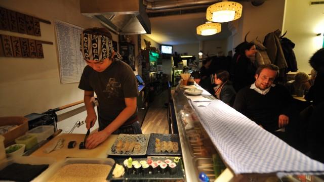 "Restaurants Sushi Restaurant Haidhausen ""Nomiya"""