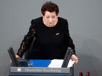 Gedenkveranstaltung im Bundestag Inge Deutschkron