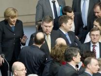 Bundestag Afghanistan Einsatz