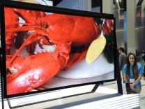 Fernseher Fernseher kaufen Fernsehgerät Bildschirm Auflösung