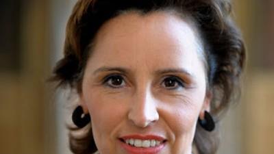 CSU Sozialministerin Haderthauer