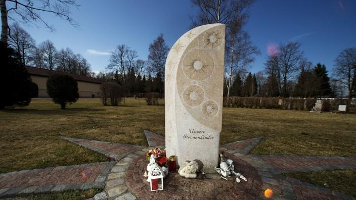 Sternenkinder, Friedhof, Totgeburt