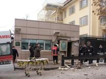 Anschlag US-botschaft Ankara Terrorismus Türkei