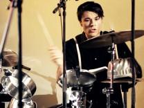 Jonny König Stoiber on Drums