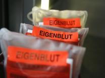 Doping - Eigenblut