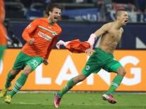 FC Schalke 04 - SpVgg Greuther Fürth 1:2