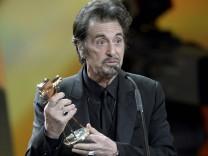 Goldene Kamera Al Pacino Hörzu