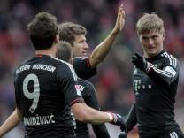 FC Bayern München FSV Mainz 05 Bundesliga