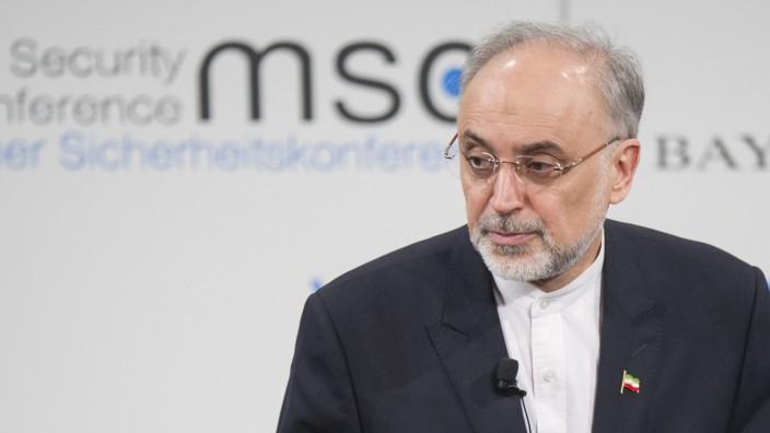 Ali Akbar Salehi Iran USA Atomprogramm Sicherheitskonferenz Verhandlungen