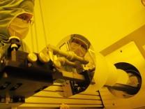 Eroeffnung des Kompetenzzentrums fuer Mikrotechnologien und Solarwirtschaft