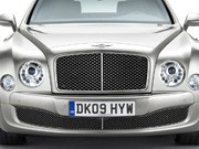 IAA: 2009: Bentley Mulsanne