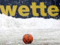 Fußball Wettskandal