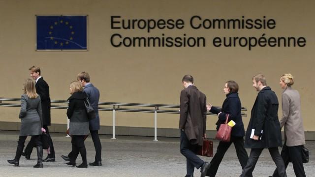 Europäische Kommission, Brüssel