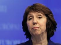 Catherine Ashton, EU, Mali
