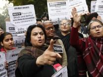 Indien Vergewaltigung Prozess