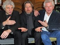 Michael Fitz, Udo Wachtveitl und Miroslav Nemec