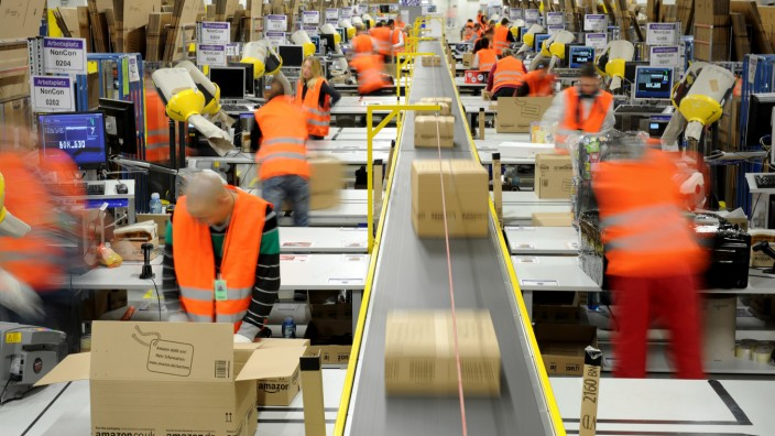 Amazon in Deutschland