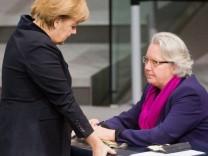 Merkel und Schavan