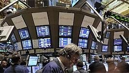 Börse in New York; dpa