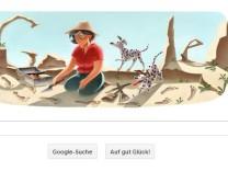 Mary Leakey findet Spuren