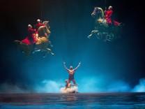 Kinostarts - 'Cirque Du Soleil: Traumwelten'