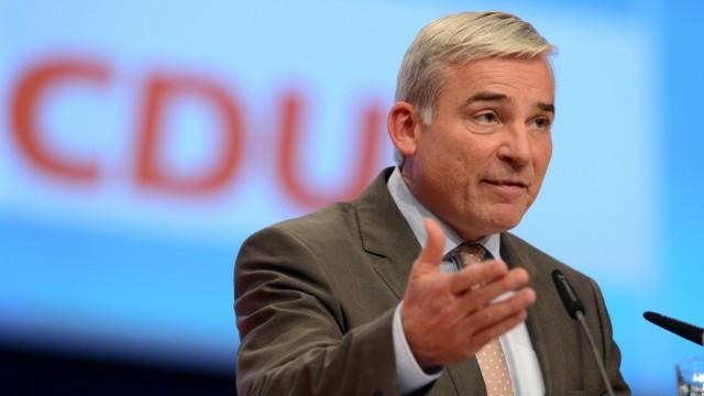 CDU-Landeschef Thomas Strobl