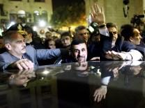 Mahmud Ahmadinedschad in Ägypten