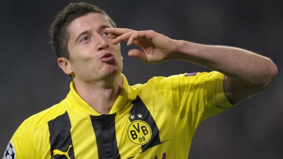 Robert Lewandowski, Borussia Dortmund, BVB