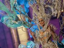 Karneval Kanaren Kanarische Inseln