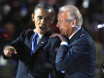 Barack Obama und Joe Biden