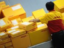 Deutsche Post investiert mehr ins Paketgeschäft