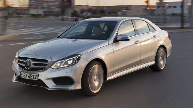 Mercedes E-Klasse, Mercedes, E-Klasse, BMW, Audi