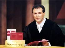 """""""Richter Alexander Hold"""" bei Sat 1"""