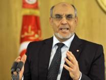 Hamadi Jebali, Tunesiens Regierungschef