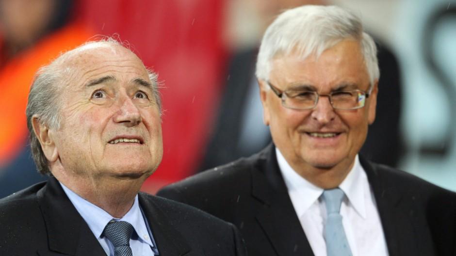 Blatter und Zwanziger