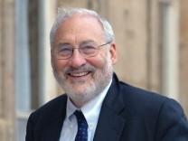 Joseph Stiglitz wird 70