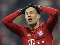 Arjen Robben, FC Bayern München, Fußball Bundesliga