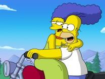 Die Simpsons Homer Marge