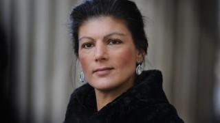 Wahlprogramm Linkspartei Reichensteuer entschärft, Sahra Wagenknecht