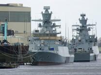 Saudi-Arabien interessiert sich für deutsche Korvetten