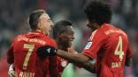 Bundesliga FC Bayern in der Einzelkritik